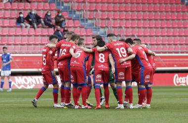 El Numancia venció 3-1 al Racing de Ferrol. Imagen: Numancia.