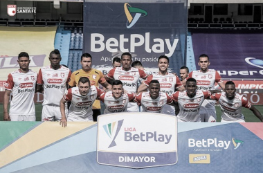 Puntuaciones tras la derrota de Santa Fe en los cuartos de final de la Liga BetPlay