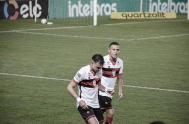 Jorginho celebra classificação do Atlético-GO e prevê evolução