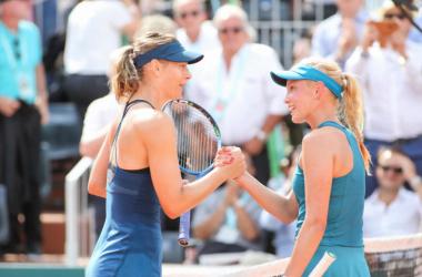 2020 Australian Open First Round Preview: Donna Vekic vs Maria Sharapova