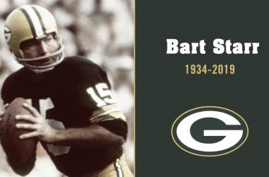 Leyendas de los Green Bay Packers: Bart Starr