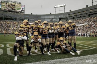 Los Packers extienden su racha ganadora y derrotan a los Broncos