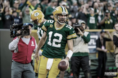 Aaron Rodgers establece un nuevo récord en la NFL