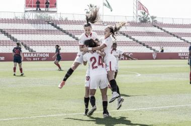 Fuente: Sevilla FC Femenino (Twitter)