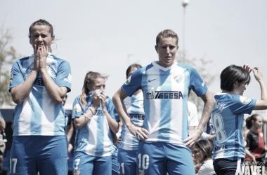 El Málaga Femenino consuma su descenso ante el Rayo Vallecano