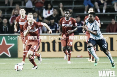 Chicago Fire look to continue U.S. Open Cup run against Fort Lauderdale Strikers