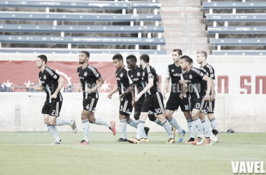 The Fire cruised by the Fort Lauderdale Strikers 3-0 | Dean Reid - VAVEL USA