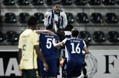 Taça da Liga: FC Porto marca encontro com Sporting