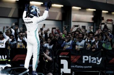 Bottas vence GP de Baku e assume liderança da Fórmula 1