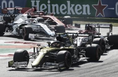 Resultado GP da Itália 2020 da Formula 1