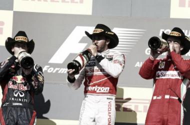 Previa histórica. Gran Premio de Estados Unidos 2012: Lewis Hamilton se doctora como 'cowboy'