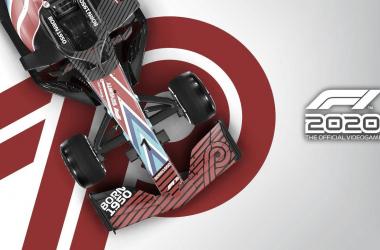 El juego F1 2020 presentado: Michael Schumacher en portada