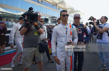 Pascal Wehrlein will not drive the C36 until the second pre-season test. (Image Credit: Formula 1)