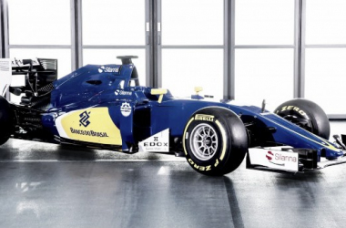 The C35's best finish has been three 12th places, with Sauber sitting last in the Constructors' Championship. (Image Credit: F1Fanatic.com/Sauber)