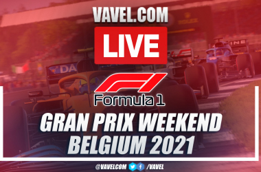 Highlights: F1 Belgian GP Formula 1 2021