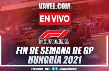 Fórmula 1 EN VIVO: ¿Cómo y dónde ver transmisión en directo online GP Hungría?