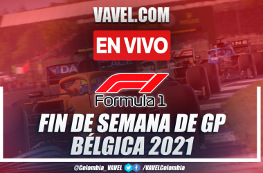 Resumen: Carrera GP de Bélgica Fórmula 1 2021