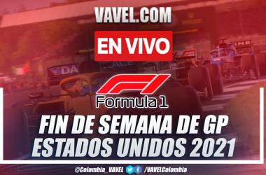 Resumen: GP de Estados Unidos 2021 en la Fórmula 1