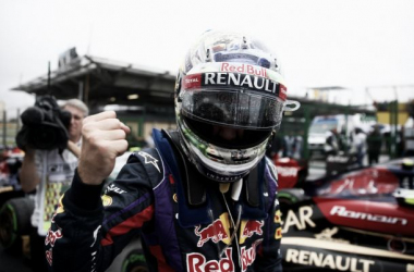 Vettel will hope to win his ninth race on the bounce this season