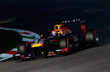 Sebastian Vettel still the man to beat at Monza after dominating Friday's practice