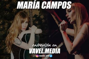 """Entrevista. María Campos: """"Todos tenemos una voz propia y única"""""""