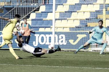 Derbi valenciano de filiales | Foto: Villarreal CF