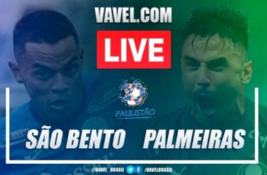 Gols e Melhores Momentos de São Bento 1 x 1 Palmeiras