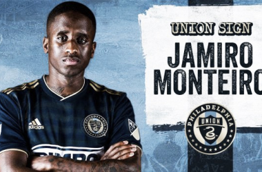 Jamiro Monteiro renueva como Designate Player