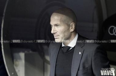 """Zidane: """"Nos jugamos el partido del año"""""""