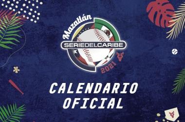 Así se jugará la Serie del Caribe Mazatlán 2021