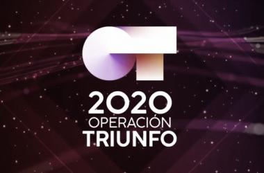 Logo de la nueva edición de Operación Triunfo