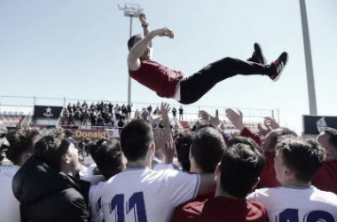 7 de abril, la consagración del Real Zaragoza juvenil