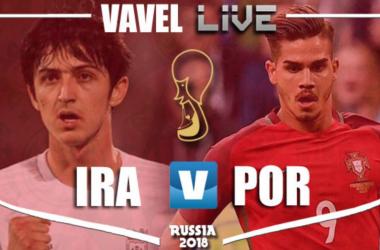 Resultado Irã x Portugal pela Copa do Mundo 2018 (1-1)