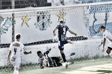 27/12/2020 Almagro 4 - 0 All Boys Foto: Club Almagro
