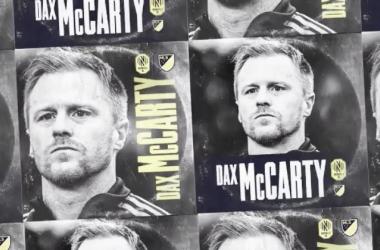 Dax McCarty es traspasado a Nashville SC