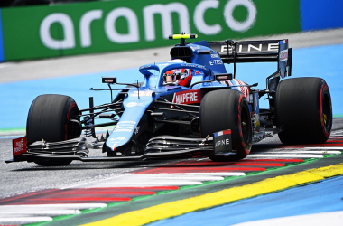 Resumen mitad de temporada F1: Alpine