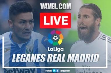 As it happened: Leganes 2-2 Real Madrid