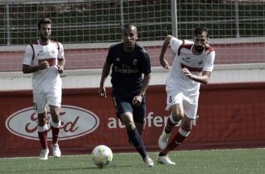 OFICIAL: Ayoub Abou regresa al CF Rayo Majadahonda