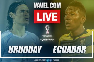 Goal and Highlights: Uruguay 1-0 Ecuador in 2022 FIFA World Cup Qualifiers Qatar 2022