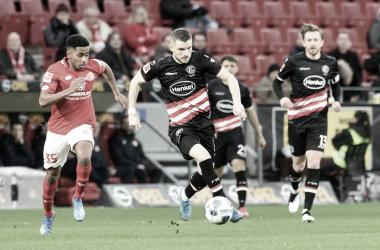 Oportunidad perdida para el Fortuna Düsseldorf