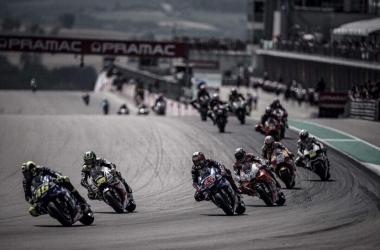 Carrera del GP de Sachsenring | Foto: Movistar Yamaha