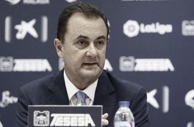 José María Muñoz / Foto: Málaga CF