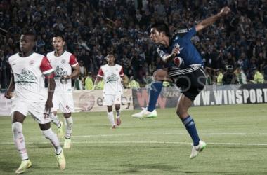 Millonarios, Liga Águila 2015-I: David Silva