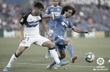 Resumen Alavés 0-0 Getafe en LaLiga Santander