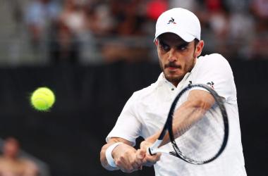 Wimbledon- Day1: passano Seppi e Wawrinka, Fabbiano eroico