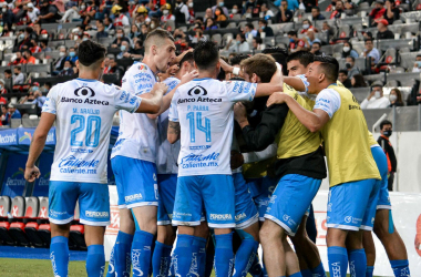 Foto: Club Puebla.