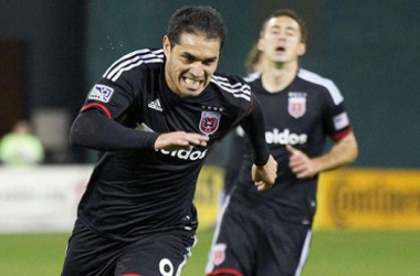 DC United's Fabian Espindola Out For 6 Weeks Due To Injury
