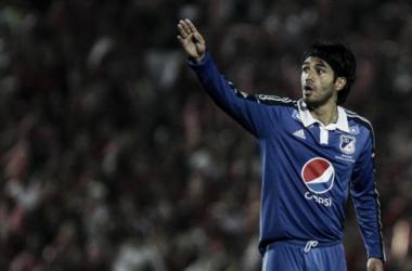 """Fabián Vargas: """"Ya estoy recuperado y listo para jugar"""""""