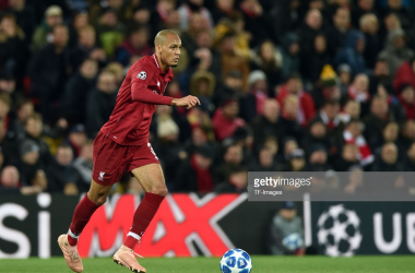 Fabinho excelled on Wednesday in the Champions League for Liverpool (Getty Images)
