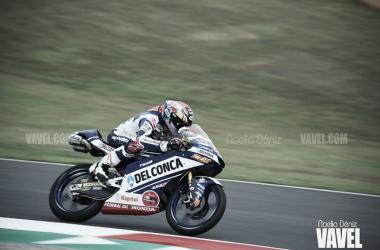 Fabio DiGiannantonio consigue su primera victoria en Brno. | Foto: Noelia Déniz VAVEL